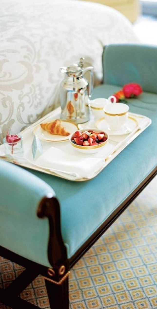 ✿ Every Day's A Holiday ✿ *Bed and Breakfast*