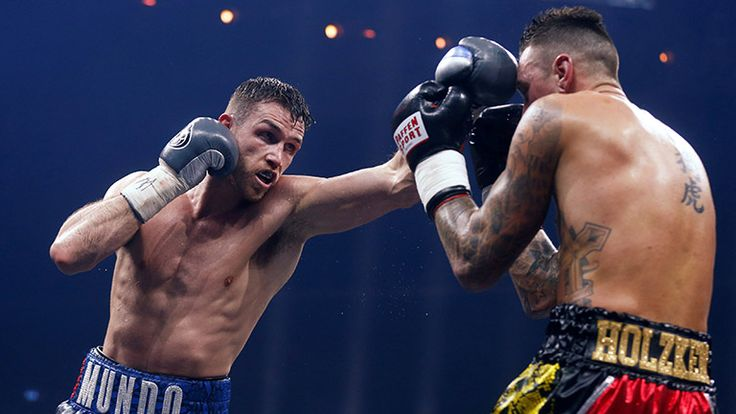 Boxing results: Nieky Holzken extends Callum Smith 12 rounds #News #callumsmith #allthebelts #boxing