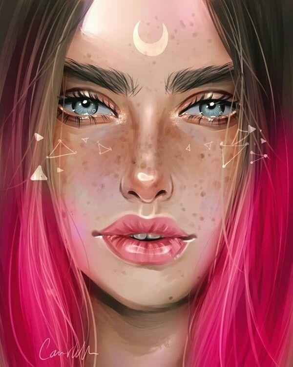 Incrivelmente Realista Rostros De Arte Arte Tumblr Dibujos Realistas