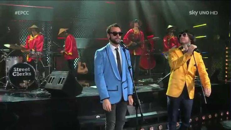 """E poi c'è Cattelan - Marco Mengoni """"L'Essenziale"""" verisione gangnam style"""