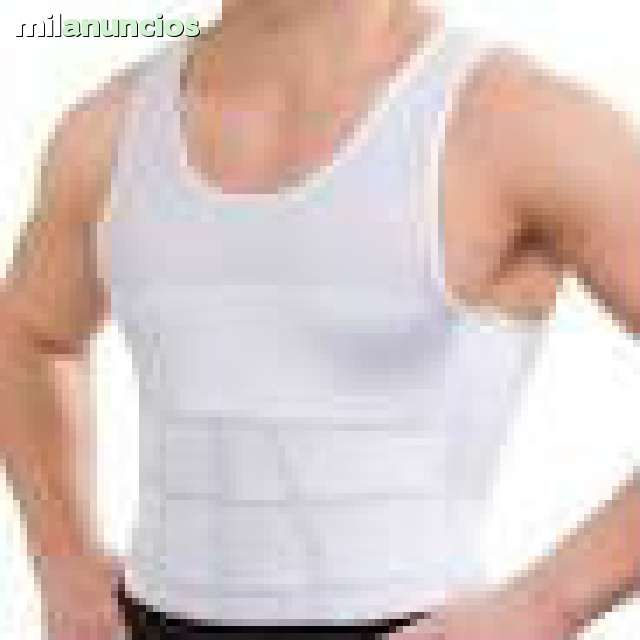 . Te presentamos esta estupenda camiseta moldeadora para hombre para que puedas esconder esos michelines que no logras eliminar en el gimnasio.   http://www.ebay.es/itm/CAMISETA-FAJA-MOLDEADORA-Slim-N-Lift-HOMBRE-48h-laborales/171413495650?_trksid=p2050601.c100103.m2451&_trkparms=aid%3D111001%26algo%3DREC.SEED%26ao%3D1%26asc%3D201