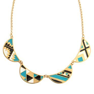 Nomadica Necklace blue/gold or blue/silver #weekendwithfoxy