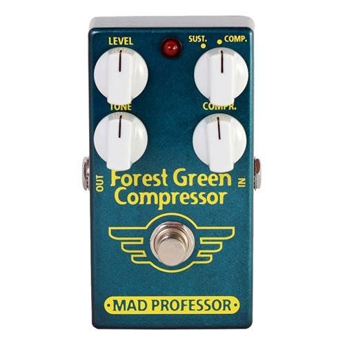Mad Professor Effects Pedal  #MadProfessor  #Mad  #Professor  #ForestGreen  #Compressor  #Sustainer  #Effects  #Pedals  #Guitar  #Guitars  #Kamisco
