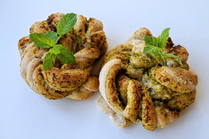 Pesto Snurrer | Anna-Mad blog