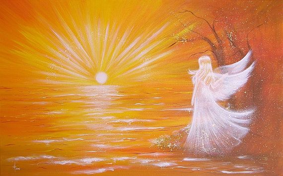 Take the protective strength of the angels to your home. Take up their affectionately supporting strength to your life.