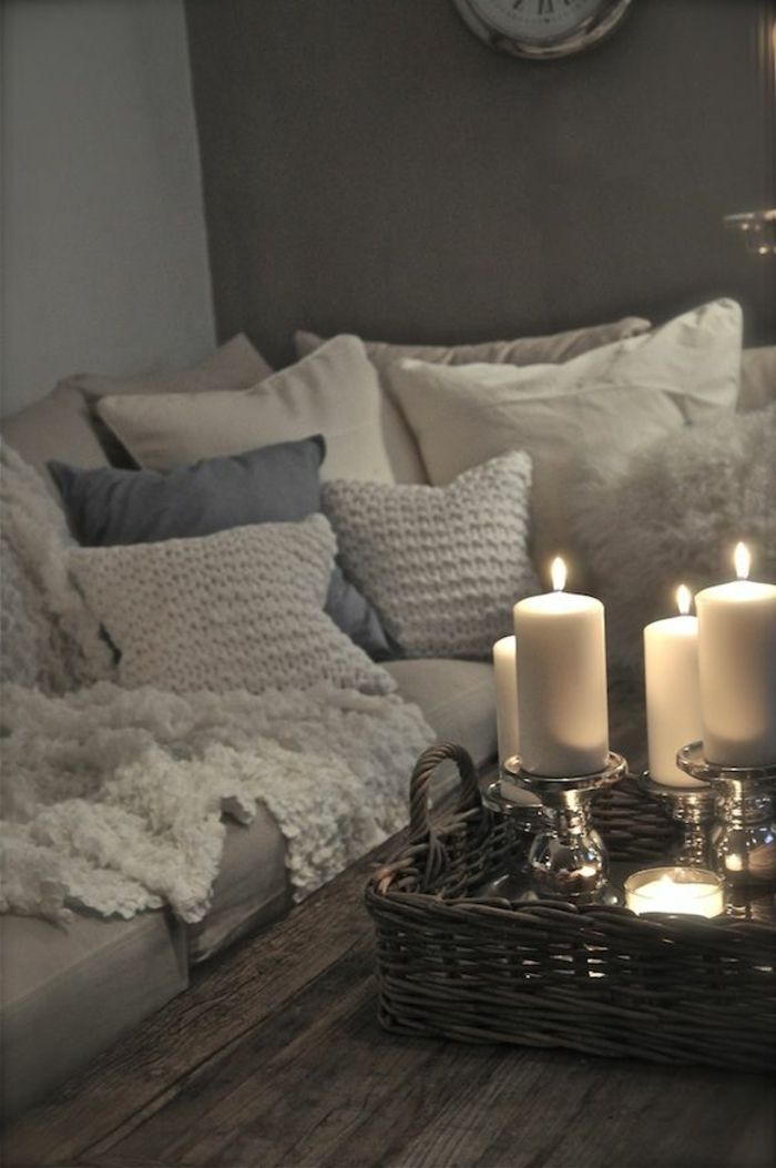 17 best images about cocooning romantique on pinterest for Idee chambre romantique