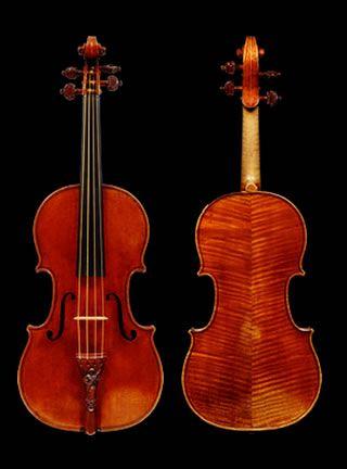 "Antonio Stradivari - ""Lady Blunt"" 1721"