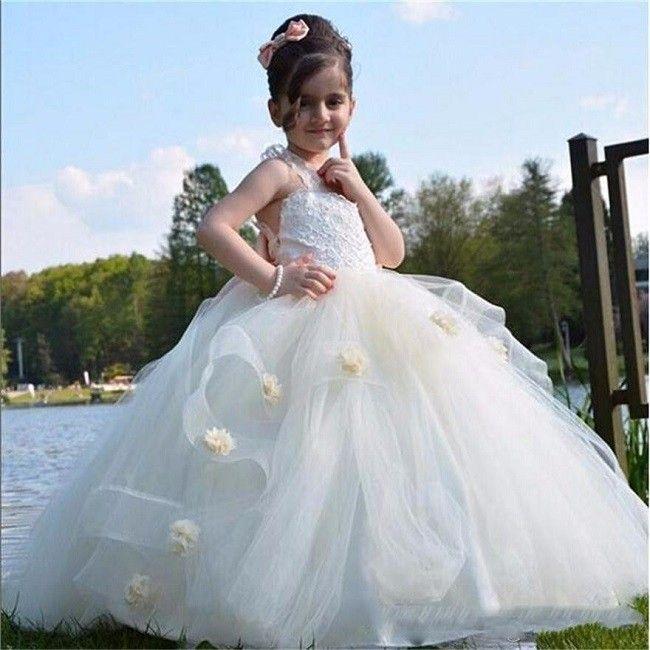 Mädchen Kleid Malika