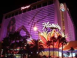 Las Vegas Flamingo... I ALMOST cried when I broke my Nana's Retro Flamingo Ashtray.. It HAD to be from the 50's or 60's!