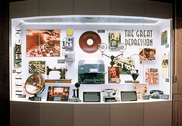 museum display design