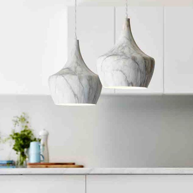 Modern Lights For Kitchen 23 best modern lighting images on pinterest modern lighting three bird renovations show how to feature our marmo marble pendant light in the kitchen workwithnaturefo