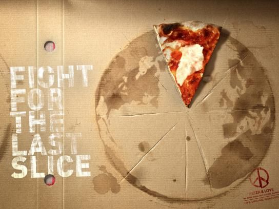 Pizza&Love:  Fight for the Arctic