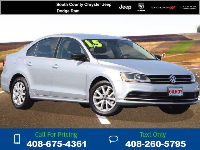 2015 Volkswagen Jetta 1.8T 34k miles Call for Price 34625 miles 408-675-4361  #Volkswagen #Jetta #used #cars #SouthCountyChryslerJeepDodge #Gilroy #CA #tapcars