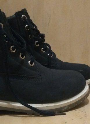 Kup mój przedmiot na #vintedpl http://www.vinted.pl/damskie-obuwie/botki/16233845-granatowe-buty-na-zime-idealne-na-snieg-stylowe-czewiki