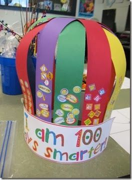 The First Grade Parade: 100 Days…We're Almost There!