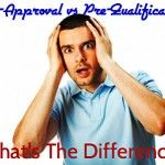 Mortgage Pre-approval vs Pre-qualification Letter -- There is a Difference! #homebuyertips #firsttiimehomebuyertips