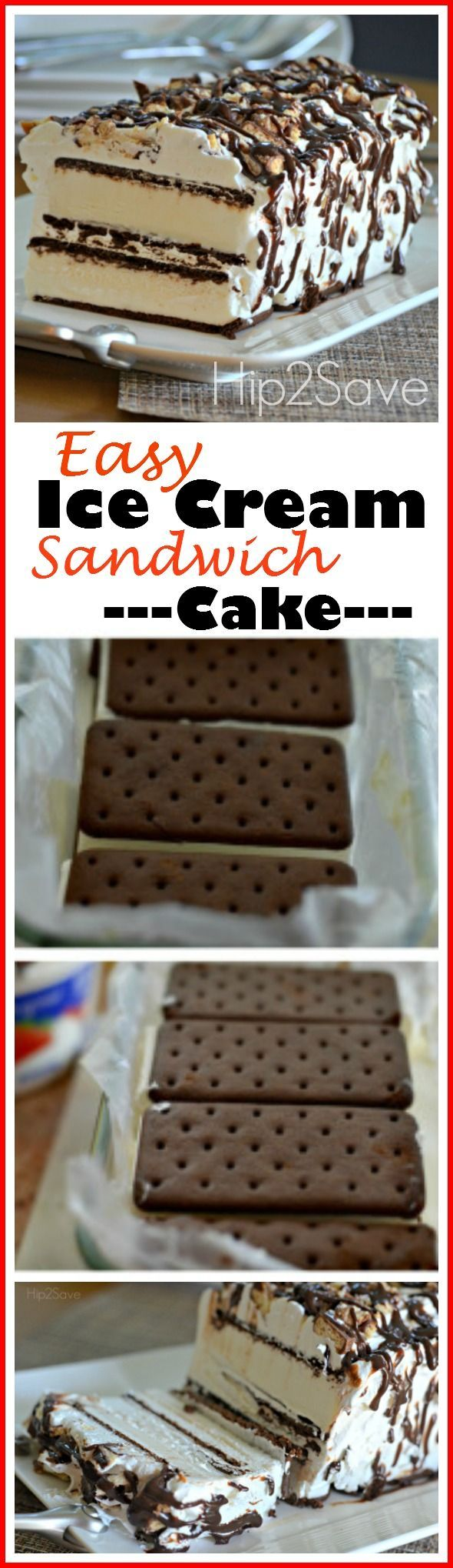 Enjoy this wonderful and super easy ice cream sandwich recipe during those summer days. Easy to make, and delicious melt in your mouth goodness.