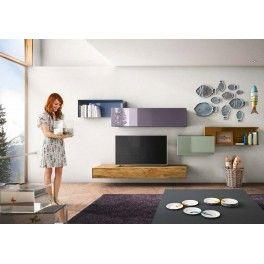 Grand Composition De Meuble TV LAGO Design #lagointeriordesign #lagoparis  #meubletvdesign #meubletvpersonnalisable #meubletvsurmesure