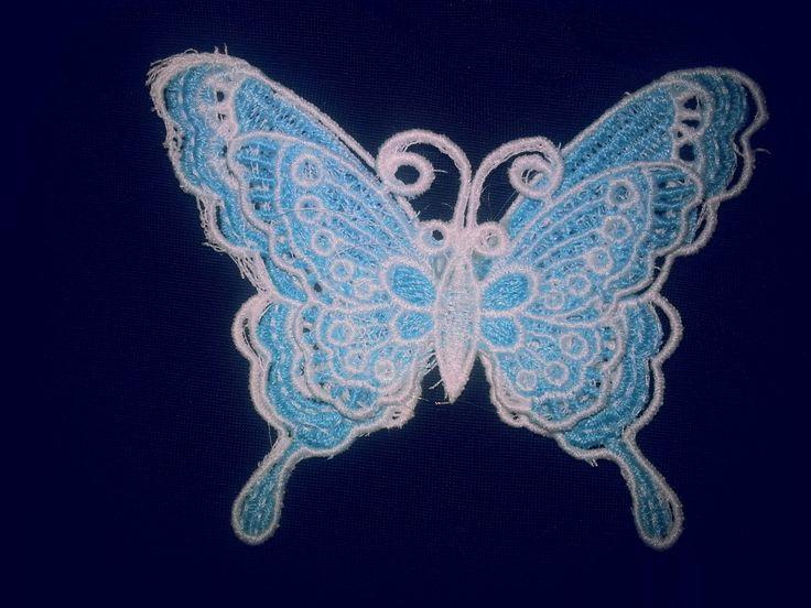 Farfalla lace