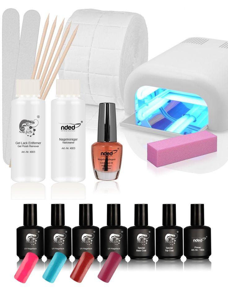 19 best nail salon equipment nail art supplies by nded for Nail salon equipment and supplies