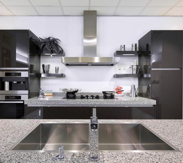 Showroom | keuken | aanrecht | werkblad | koolschijn.nl