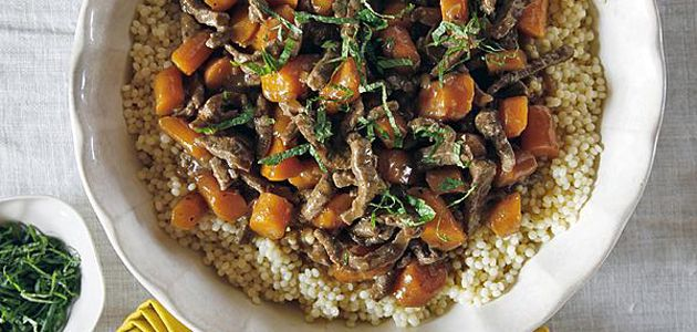 Recept: Marokkaanse runderstoof met couscous