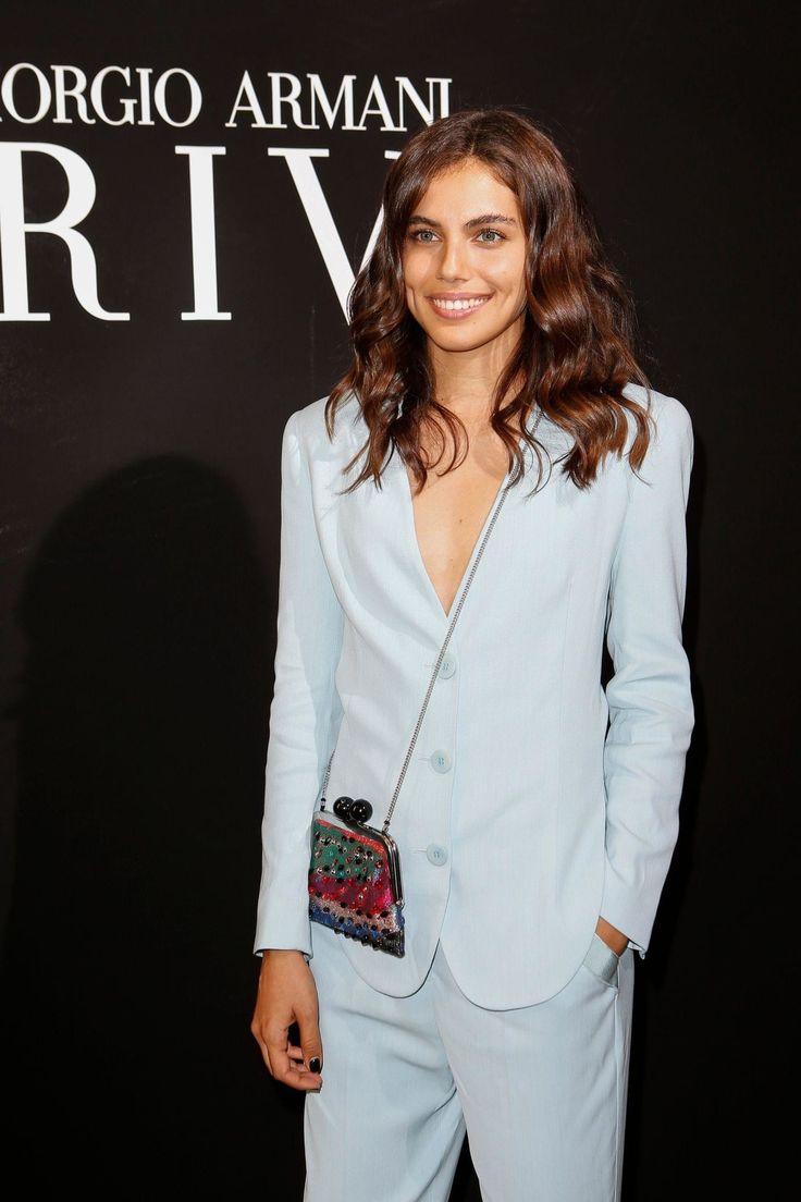 Défilé Armani Privè Haute couture automne-hiver 2017-2018 Femme