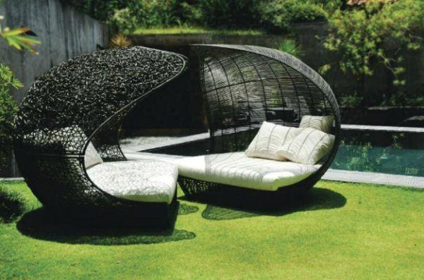 Unique and luxurious outdoor furniture cool stuff pinterest - Garden furniture unusual ...