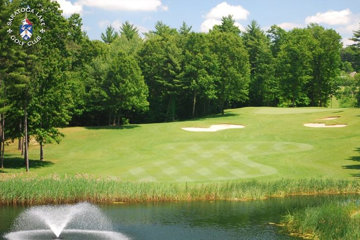 $20 for 18 Holes with Cart and Range Balls at Saratoga Lake Golf Club in Saratoga Springs near Albany ($63 Value. Expires August 1, 2017!)
