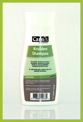 Kruiden shampoo 250ml   Carnis verzorging   gezondhondenvoer