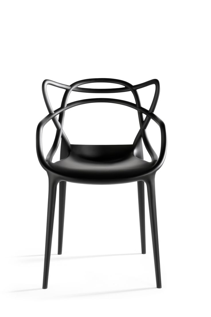 Philippe Starck for Kartell Masters Chairs. I want!!