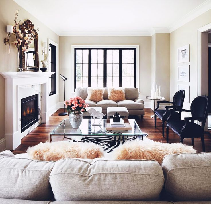 Black Living Room Furniture: 1000+ Ideas About Black Living Rooms On Pinterest
