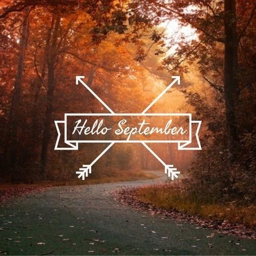 Hello September month ♥