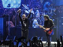 Black Sabbath: Ozzfest 97, 99, 2003