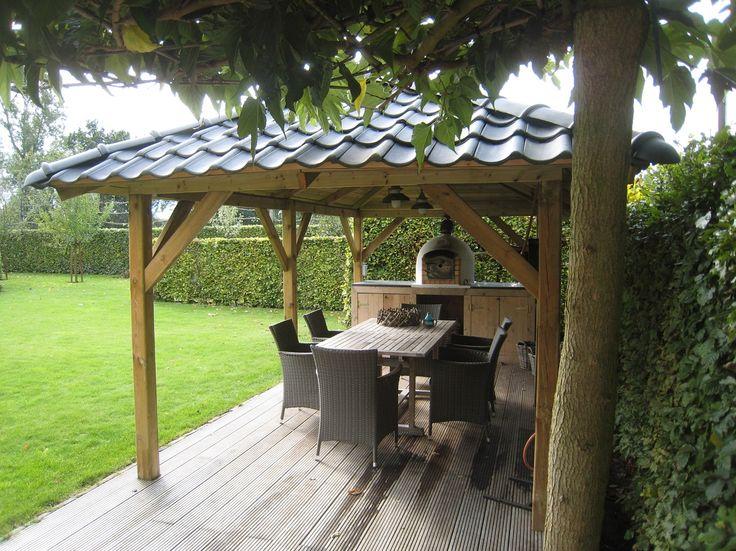 60 beste afbeeldingen van pri len paviljoens veranda 39 s budget en showrooms - Modern prieel aluminium ...
