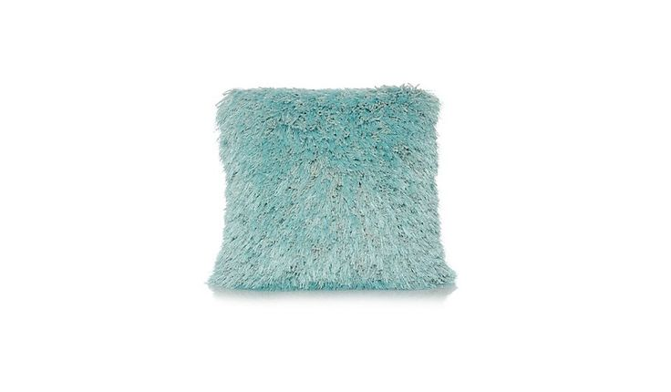 Shaggy Cushion 43x43cm, read reviews and buy online at George at ASDA. Shop from our latest range in Home & Garden. We love this shaggy cushion for the livin...
