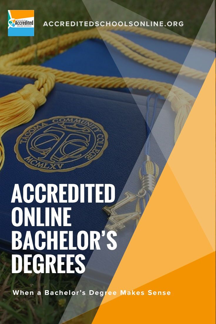 Best Online Bachelor S Degrees 2020 With Images Online