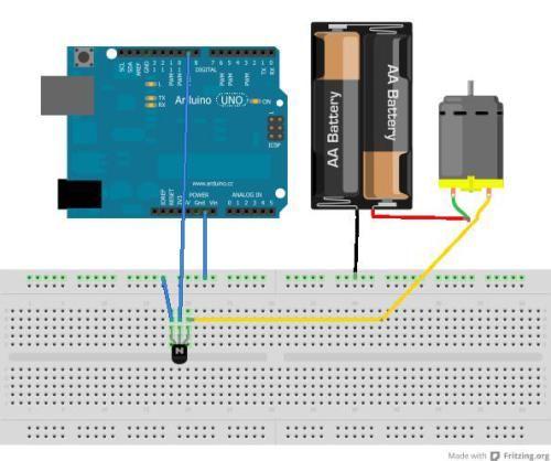 Arduino & Transistors