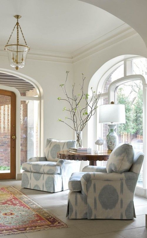 Find This Pin And More On Vignettes Beautiful Club Chairs