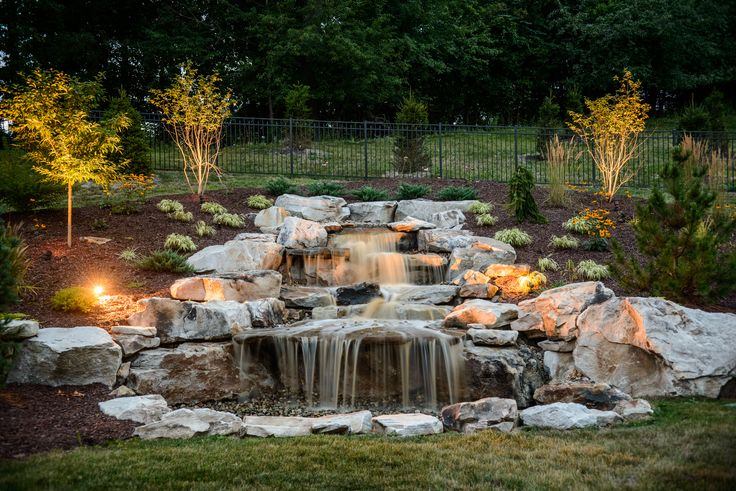 150 best backyard pond and waterfall images on pinterest