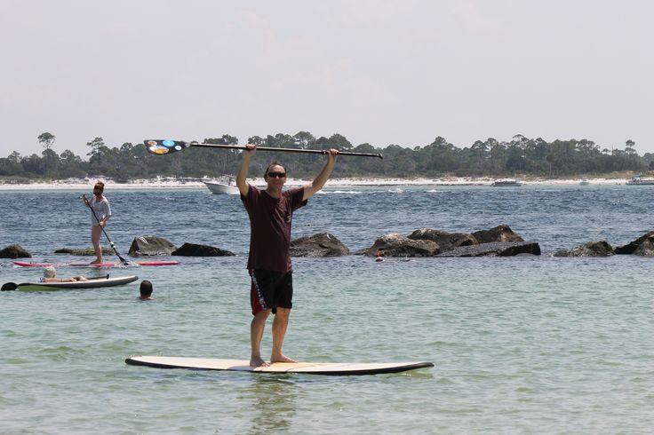Paddleboarding - Panama Beach City