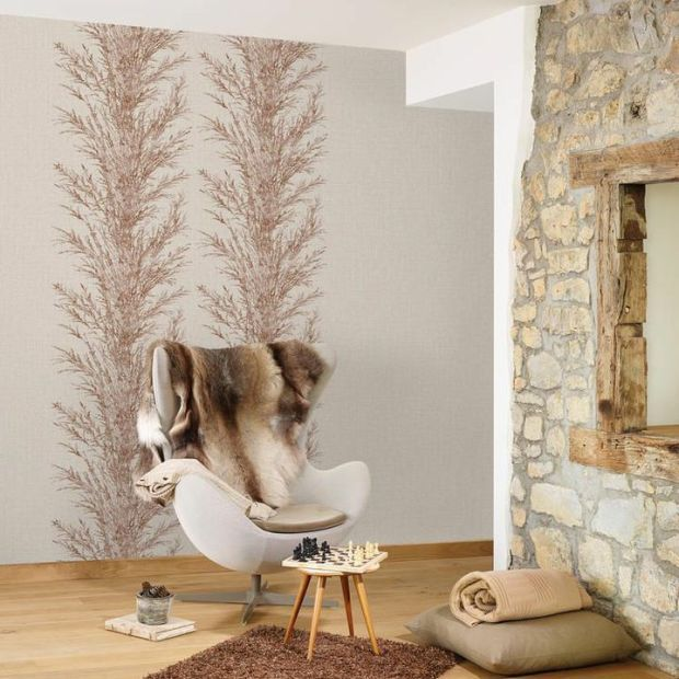 The Galerie Lucia Wallpaper Collection Has Some Lovely Feather And Fern  Designs.