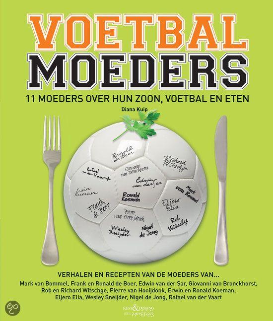 Voetbalmoeders- echt iets voor Jaime Aida C.