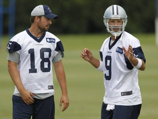 Gosselin: Why Kyle Orton's no-show isn't bad for Cowboys even if Tony Romo gets hurt   Dallas Morning News