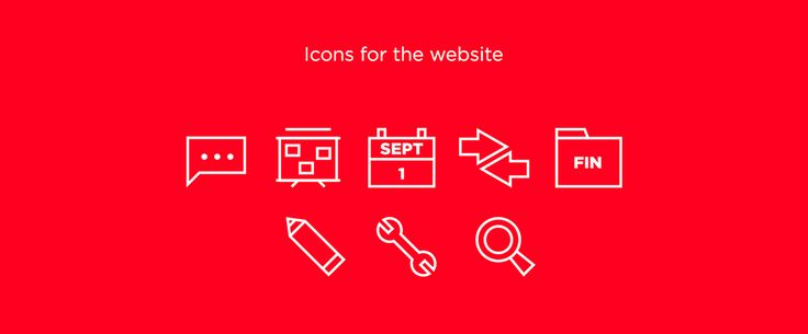 Flying Objects Brand ID on Behance Icon design and illustration by Flying Objects