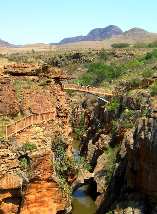 Spectacular Augrabies National Park, South Africa