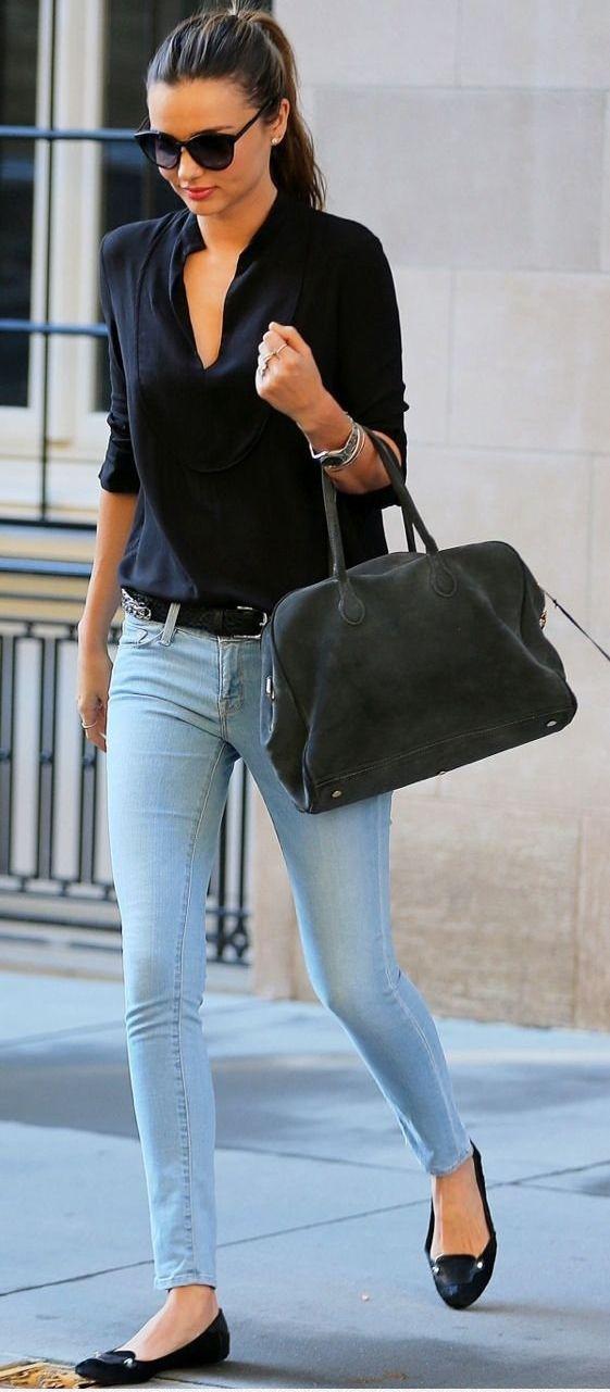 jeans azules claros