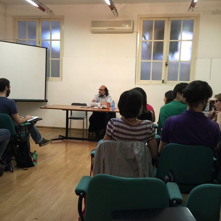 A lezione con Paolo Repetti. Corso principe per redattori editoriali di Oblique