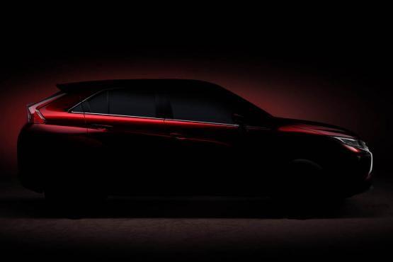 New Mitsubishi SUV