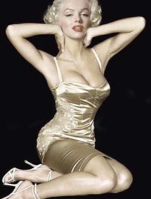 Fantástica Marilyn Monroe.